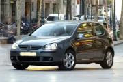 обучение вождению на Volkswagen Golf V