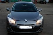 обучение вождению на Renault Megan