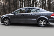 обучение вождению на Opel Astra
